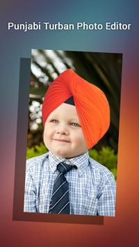 Punjabi Turban Photo Editor apk screenshot