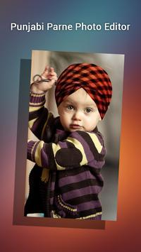 Punjabi Parne Photo Editor apk screenshot