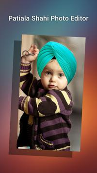 Patiala Shahi Photo Editor poster