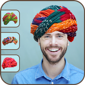 Rajasthani Turban Photo Editor icon