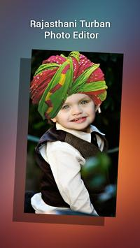Rajasthani Turban Photo Editor poster