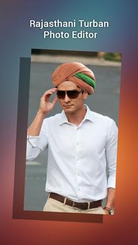 Rajasthani Turban Photo Editor apk screenshot