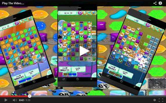 Guide of Candy Crush Saga screenshot 1
