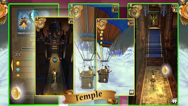 Running Temple Castle Run apk screenshot