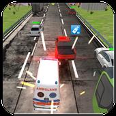 Crush Traffic Racer icon