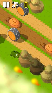 Crossy Frog poster