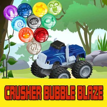 crusher bubble blaze screenshot 1