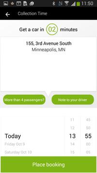 Cruz Cab screenshot 1