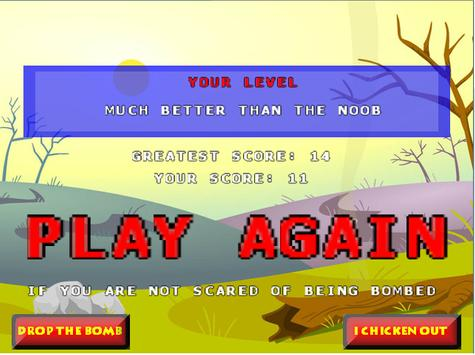 Catch The Bomb screenshot 2