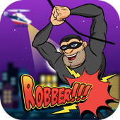 Swinging Robber and Cops icon