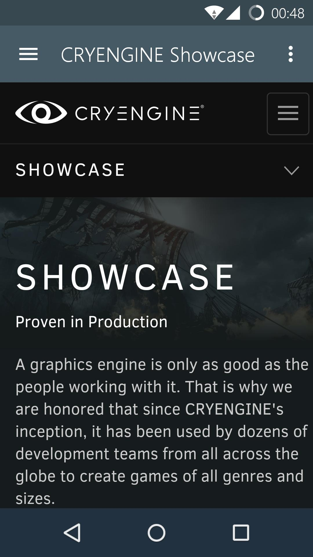 Cryengine Community for Android - APK Download