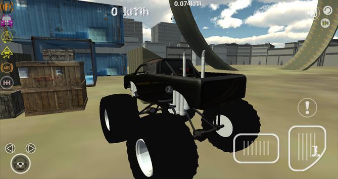 Monster Truck Driver screenshot 6