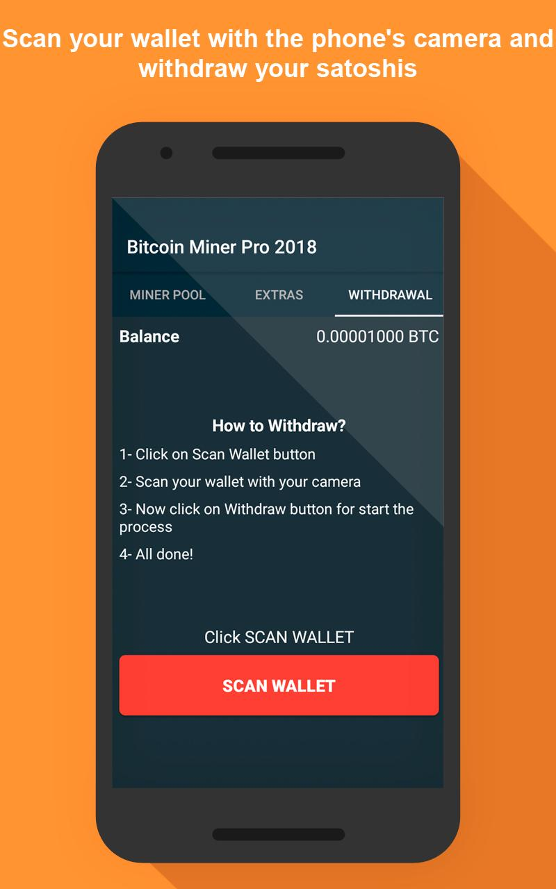 Bitcoin Miner Pro 2018 for Android - APK Download