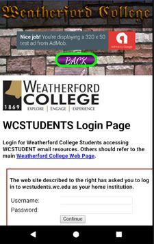 Weatherford College Pro (Unreleased) screenshot 2