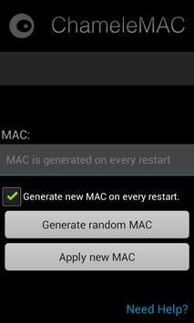 ChameleMAC – Change Wi-Fi MAC 3