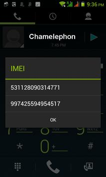 Chamelephon apk screenshot