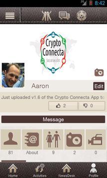 Crypto Connecta poster
