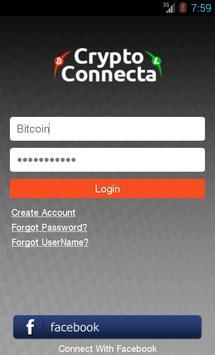 Crypto Connecta apk screenshot