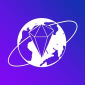 CrystalTravel icon