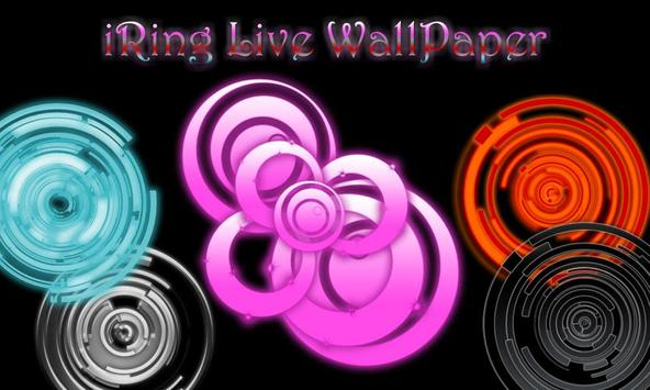 Ring Live WallPaper poster