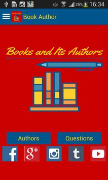 Books And Its Authors poster