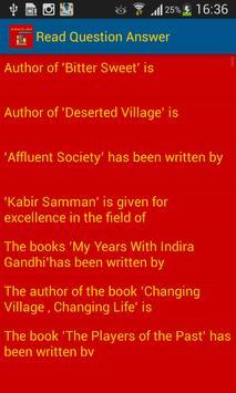 Books And Its Authors apk screenshot