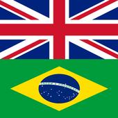 Brazilian English Dictionary icon