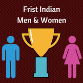 First Indian Men & Women icon
