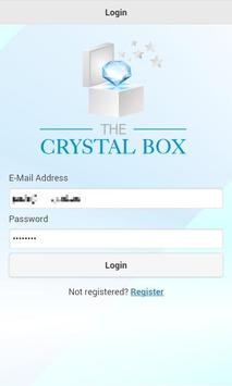 The Crystal Box poster