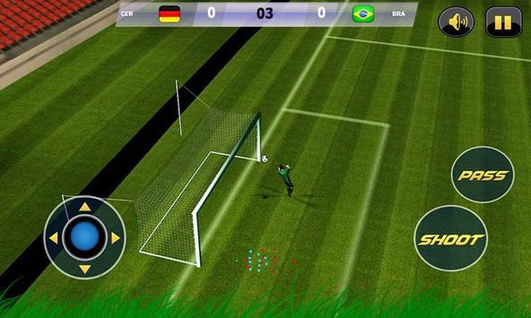 Real Football: Top Soccer 2015 apk screenshot