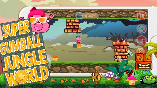 Super Gumbal Jungle World apk screenshot