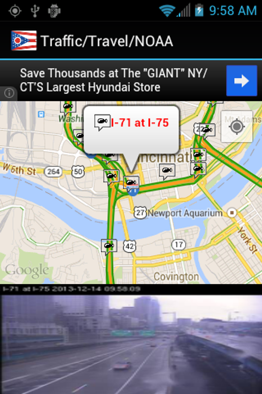 Ohio Traffic Cameras for Android - APK Download