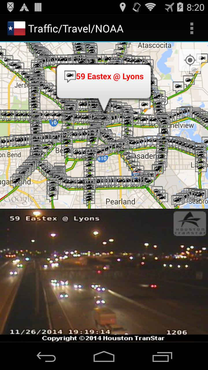 Houston Traffic Cameras for Android - APK Download