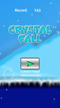 Crystal Fall poster