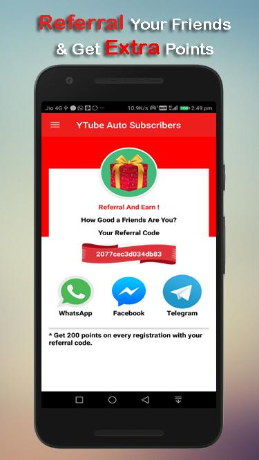 YTube Auto Subscribers for Android - APK Download