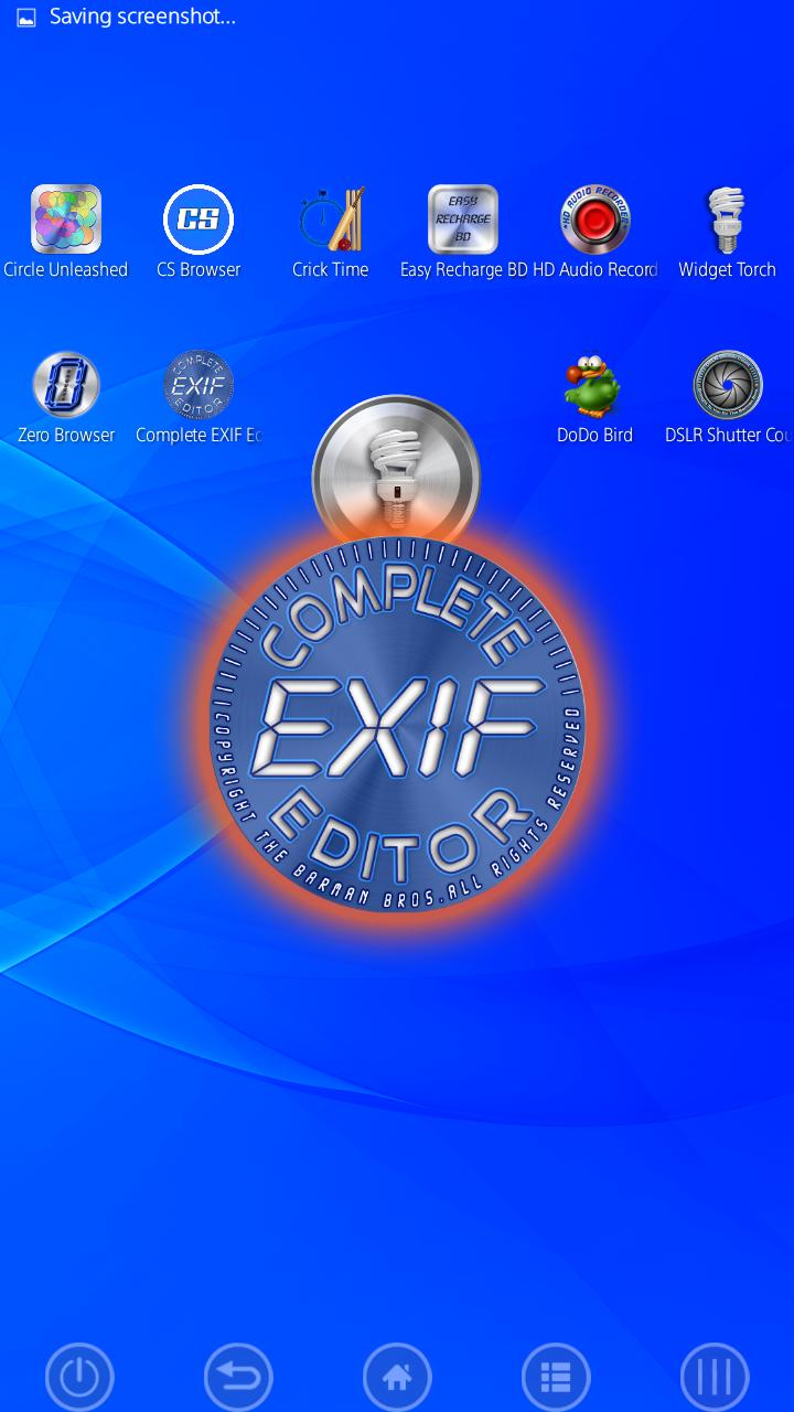Complete EXIF Editor ·PRO-TOOL for Android - APK Download