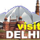 Visit Delhi icon