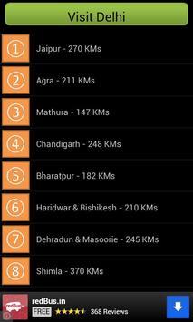 Visit Delhi screenshot 4