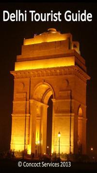 Visit Delhi poster