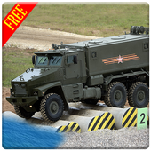 Drive Army Truck Check Post icon