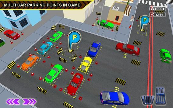 Dr Car Parking Adventure screenshot 8
