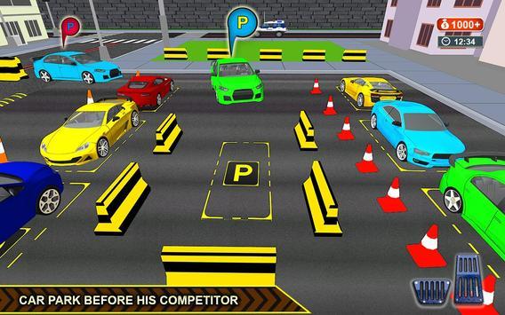 Dr Car Parking Adventure screenshot 9