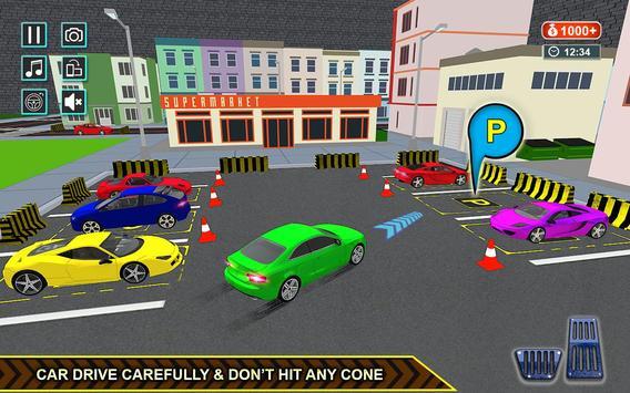 Dr Car Parking Adventure poster