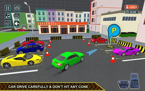Dr Car Parking Adventure screenshot 10