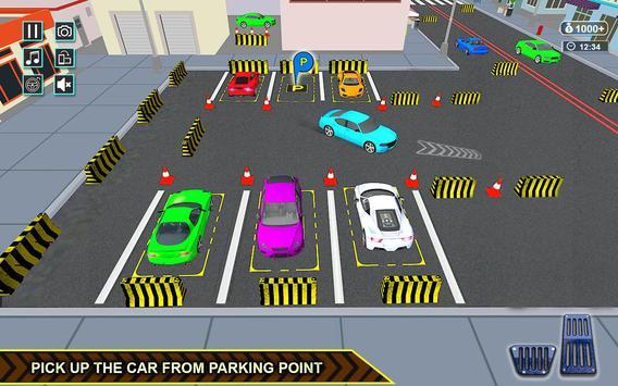 Dr Car Parking Adventure screenshot 1
