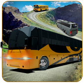 Heavy Duty Mountain Bus Driver Simulator icon
