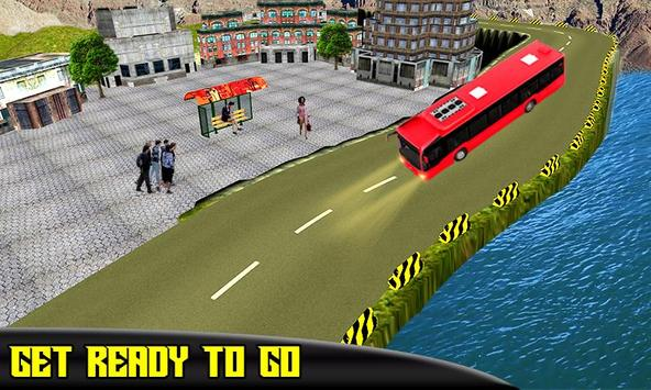 Heavy Duty Mountain Bus Driver Simulator apk screenshot