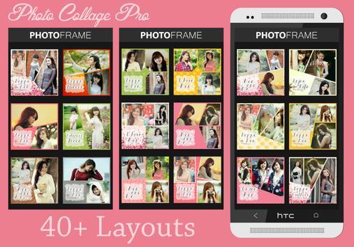 Edit Photo Collage Free apk screenshot