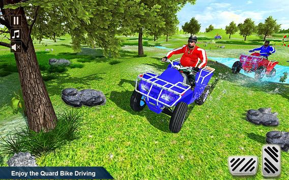 Extreme Quad Bike ATV Racing 3d poster