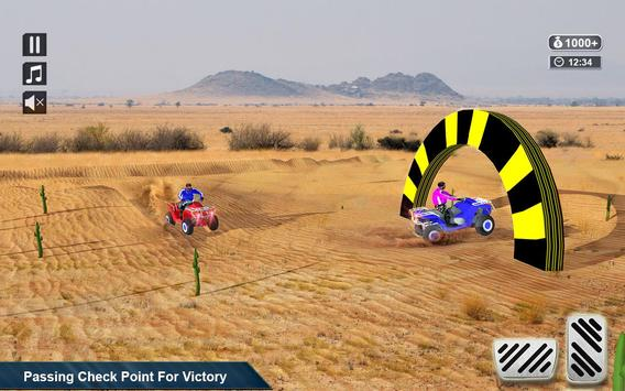 Extreme Quad Bike ATV Racing 3d apk screenshot